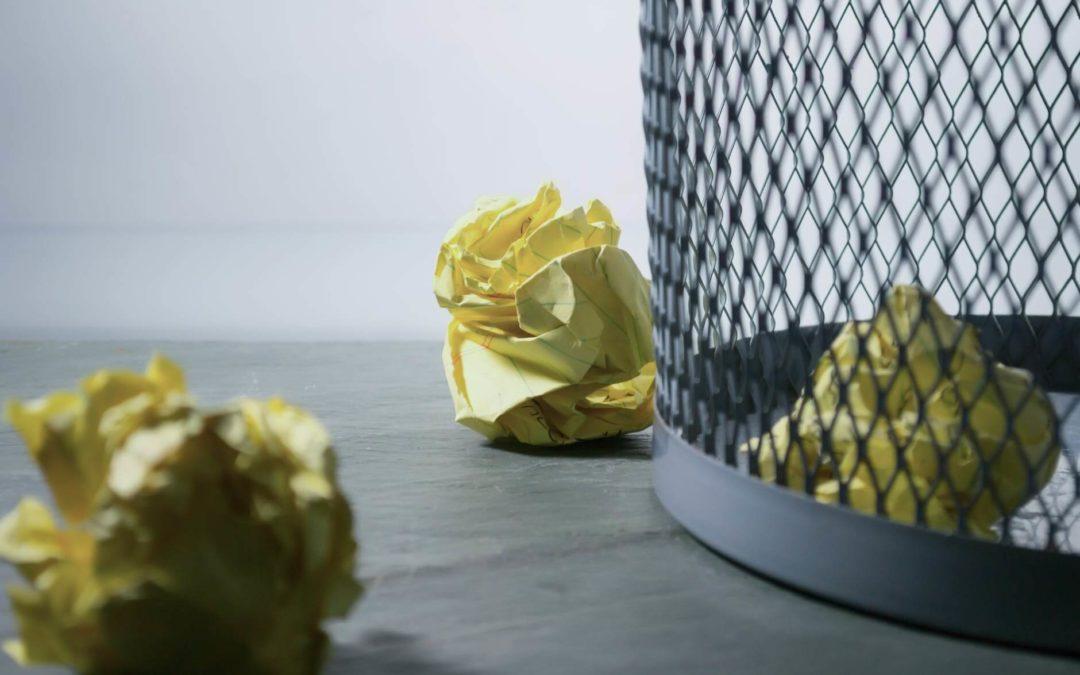 Gelöscht aus dem Papierkorb? Wiederherstellen trotzdem noch möglich!